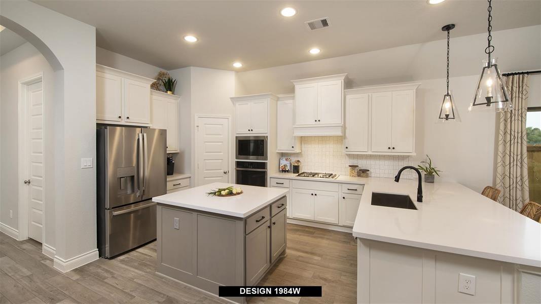 Design 1984W Kitchen