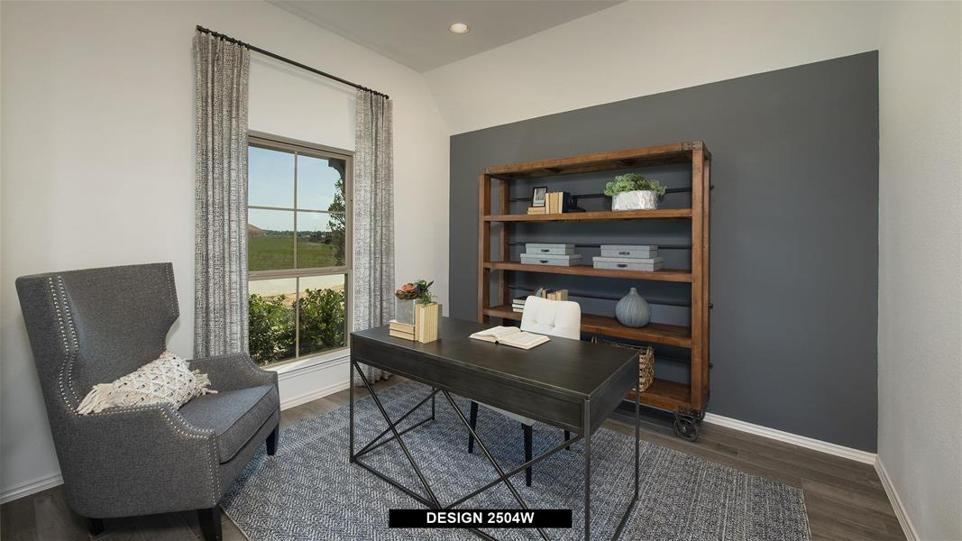 Design 2504W Home Office