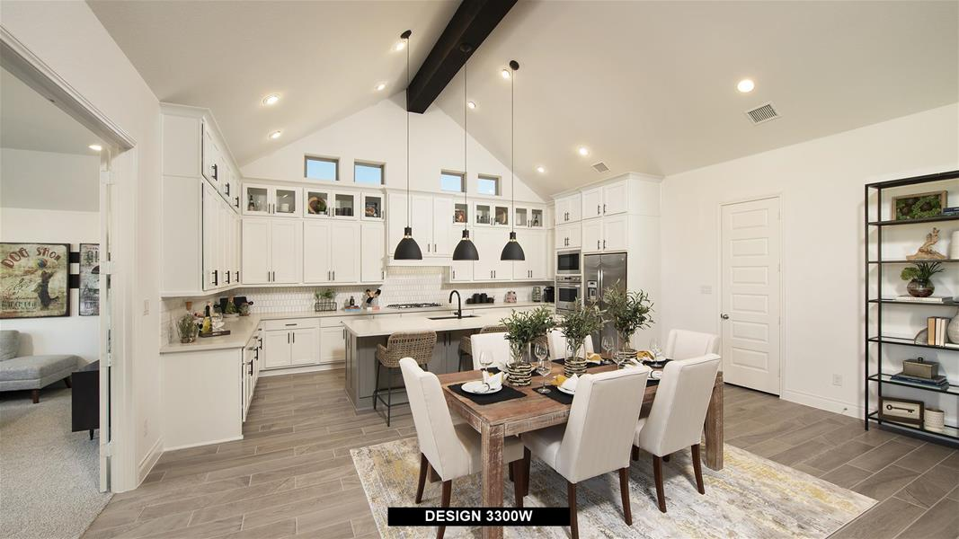 Design 3300W Dining Areas