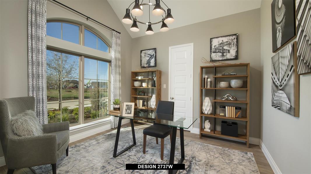 Design 2737W Home Office