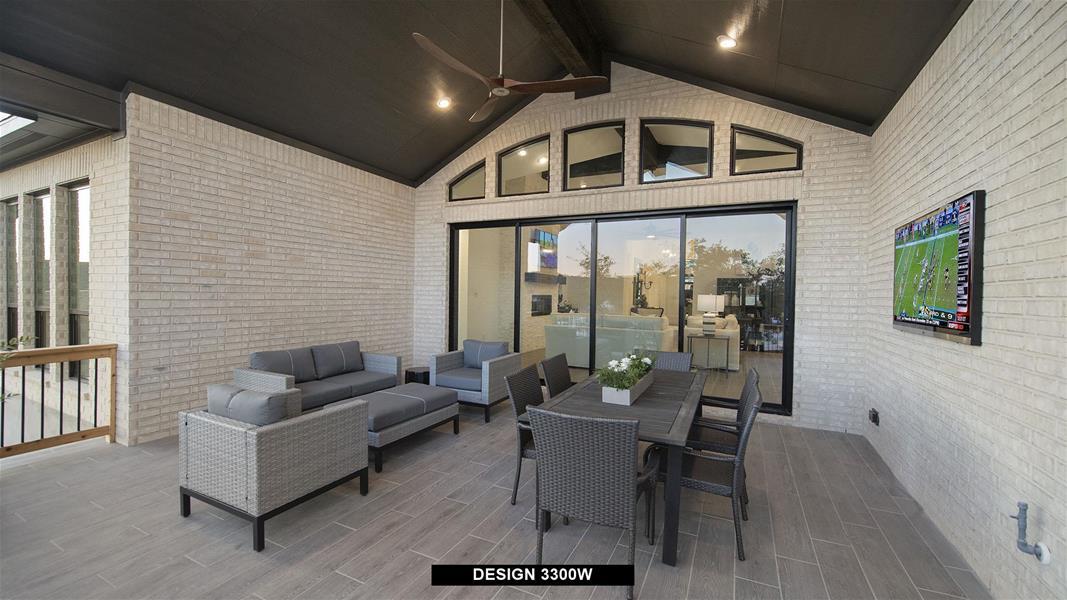 Design 3300W Patio