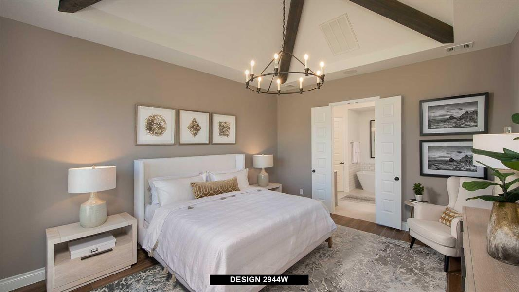 Design 2944W Bed Rooms