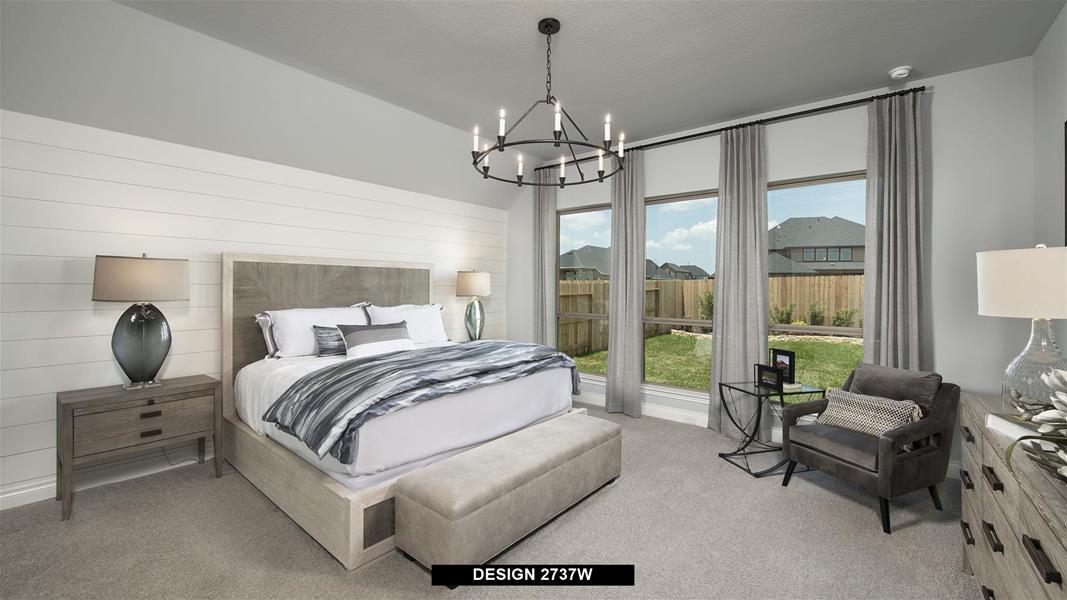 Design 2737W Bed Rooms