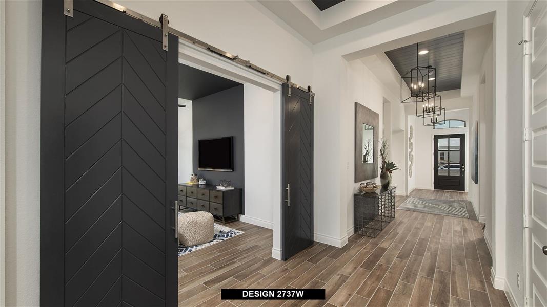 Design 2737W Grand Entrance