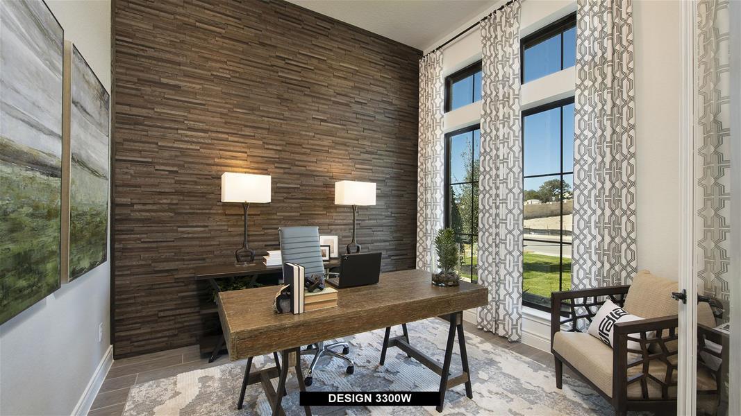 Design 3300W Home Office