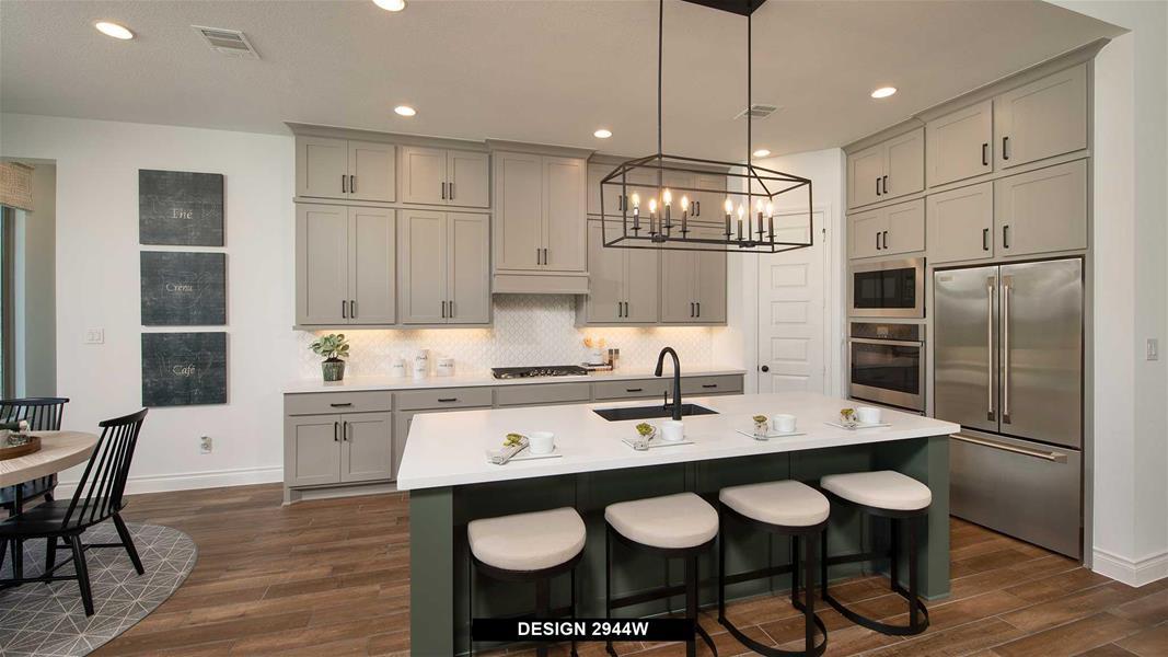 Design 2944W Kitchen