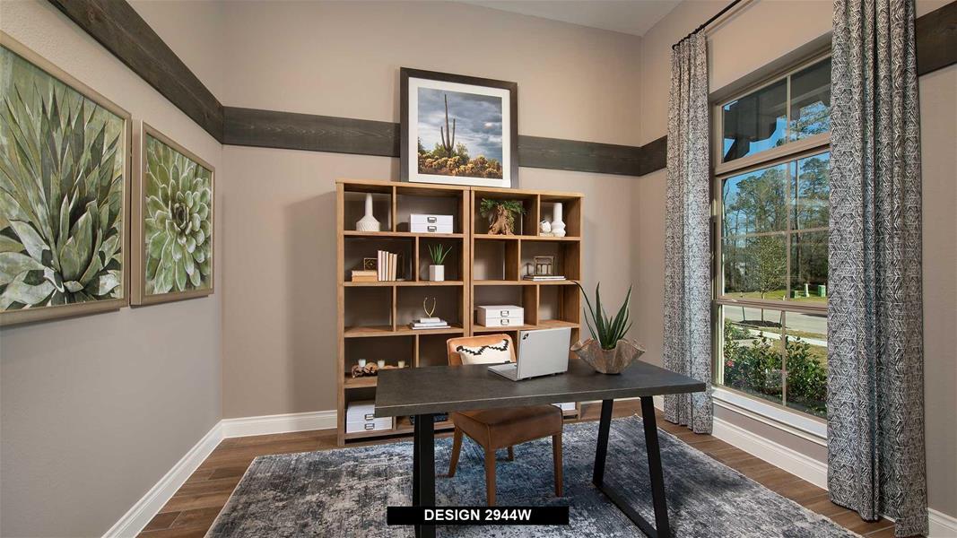 Design 2944W Home Office