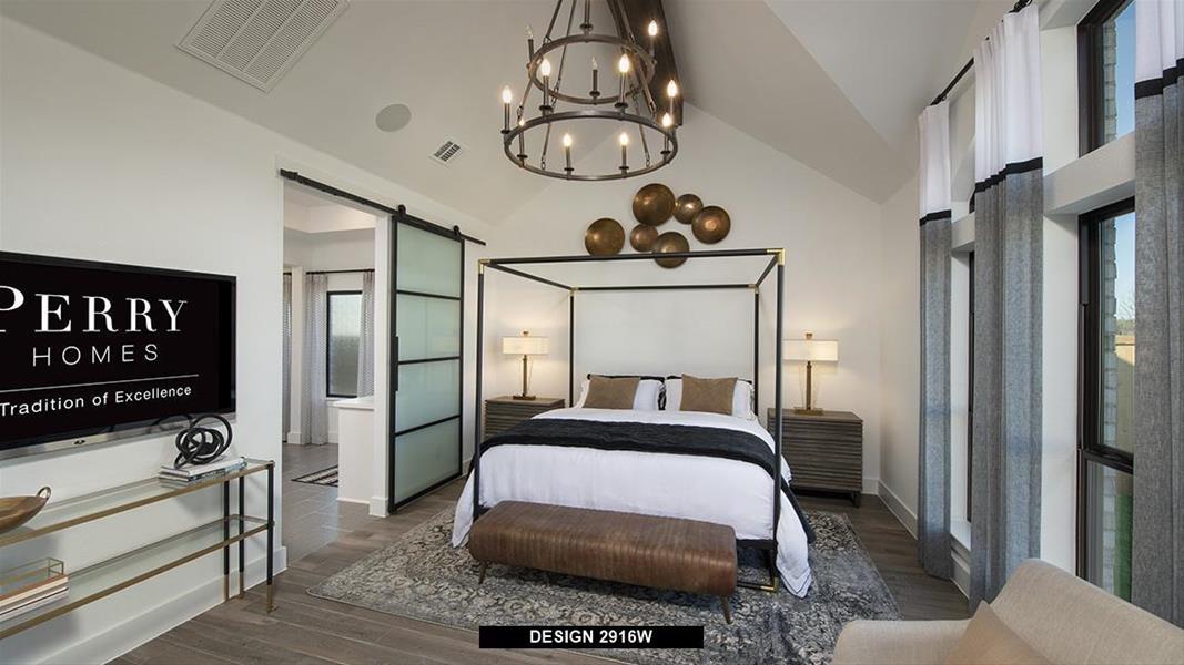 Design 2916W Bed Rooms