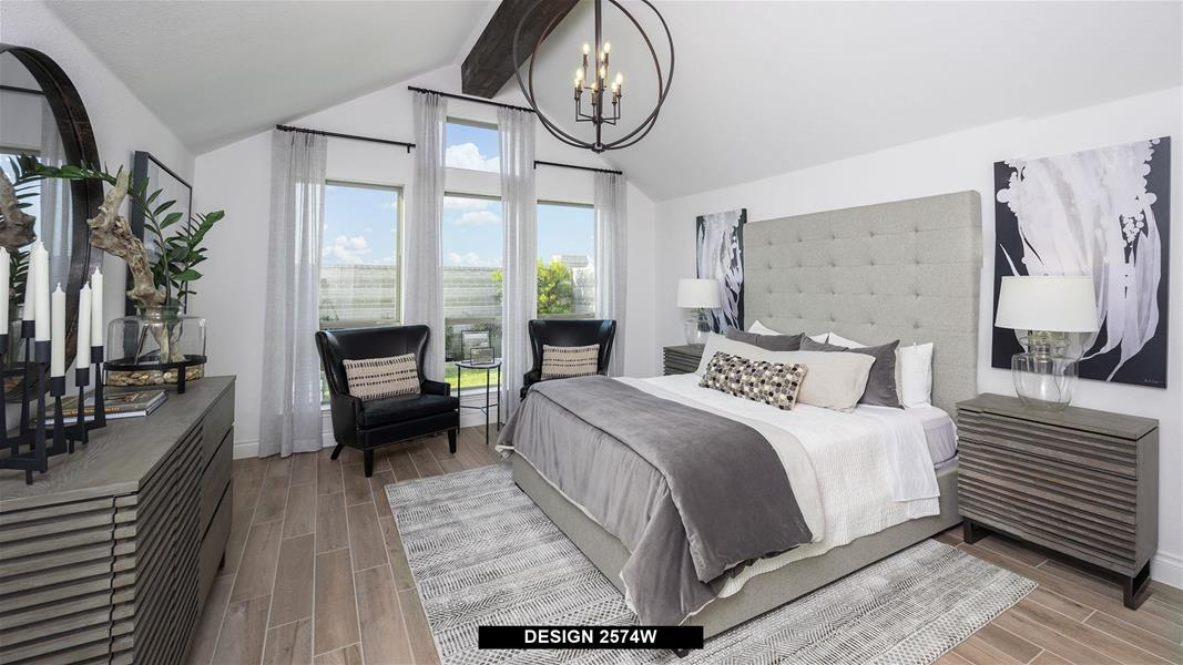 Design 2574W Bed Rooms