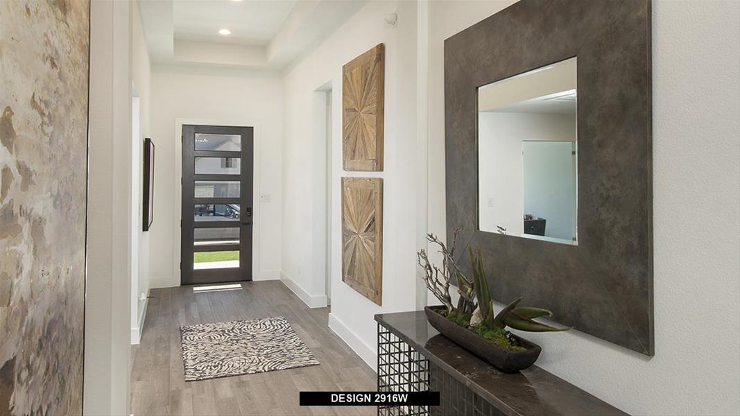 Design 2916W Grand Entrance