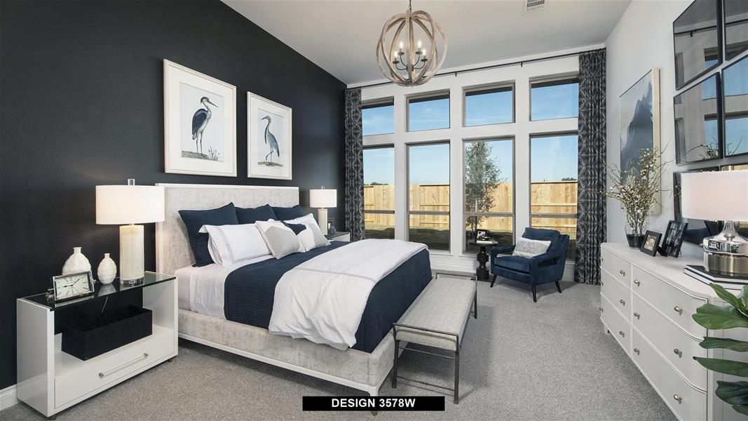 Design 3578W Bed Rooms