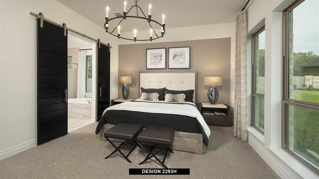 Design 2293H Bed Rooms