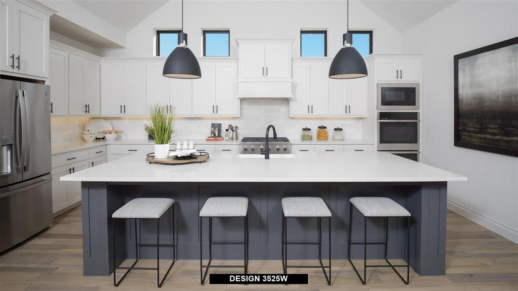 Design 3525W Kitchen