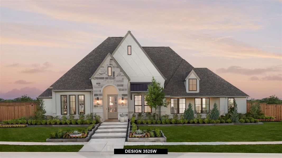 Design 3525W Exterior