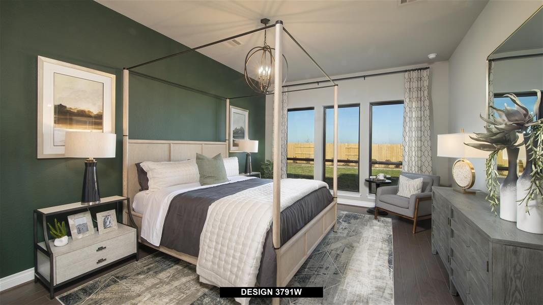 Design 3791W Bed Rooms