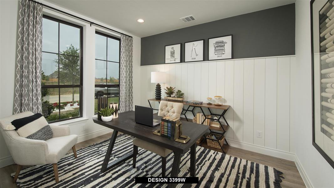 Design 3399W Home Office
