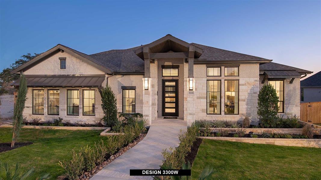 Design 3300W Exterior
