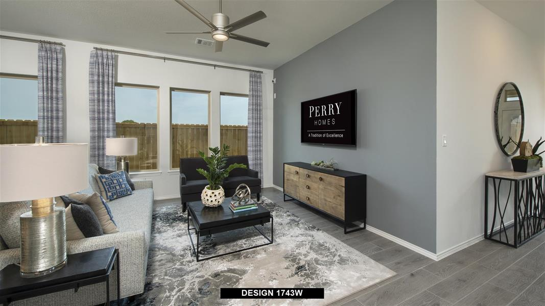Design 1743W Family Room