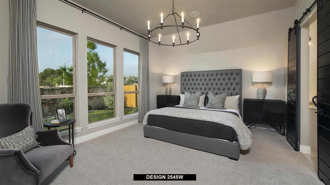 Design 2545W Bed Rooms