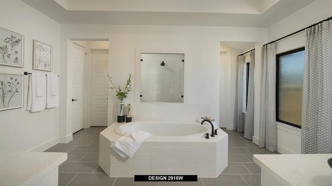 Design 2916W Bathroom