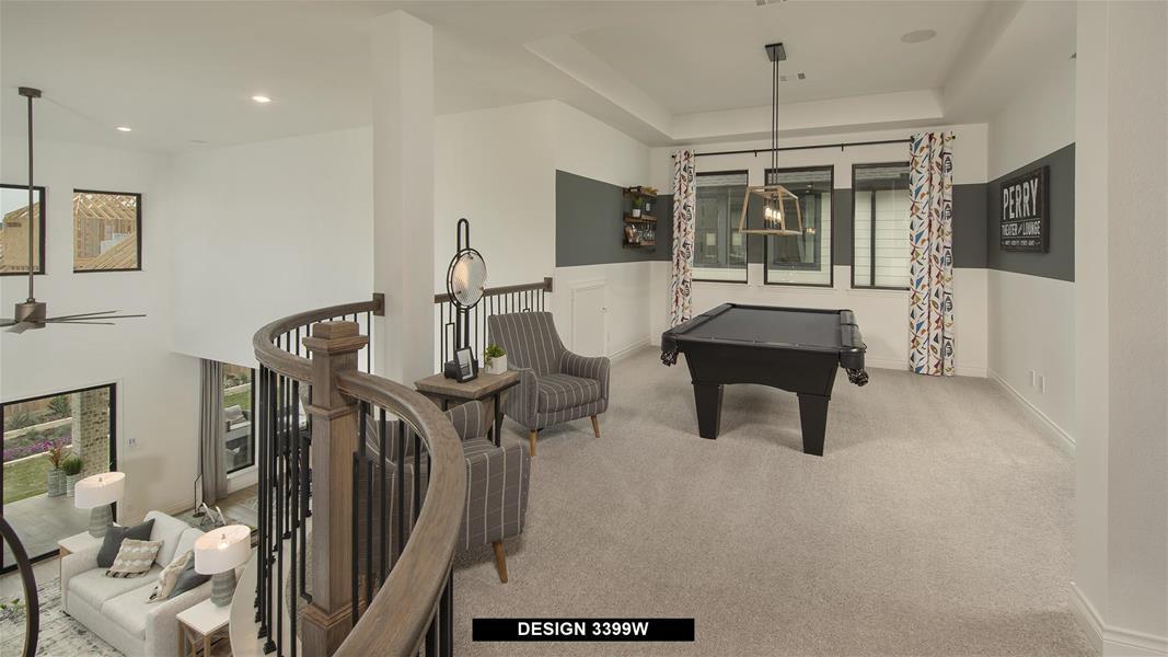 Design 3399W Game Room