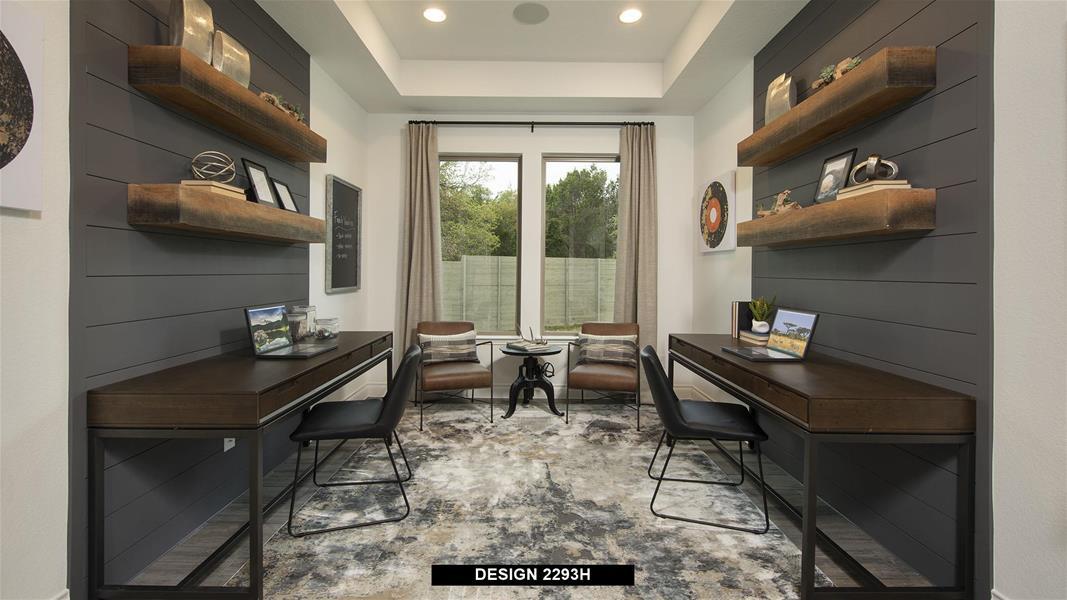 Design 2293H Home Office