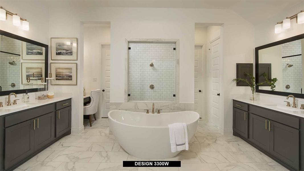 Design 3300W Bathroom
