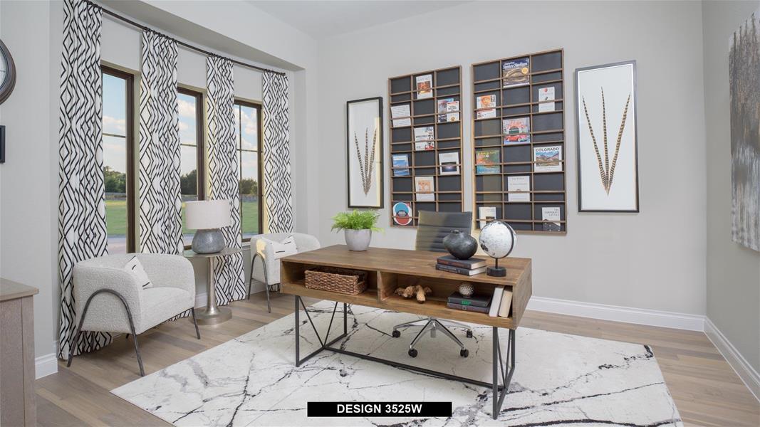 Design 3525W Home Office