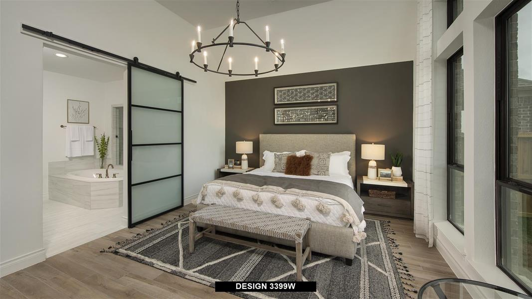 Design 3399W Bed Rooms