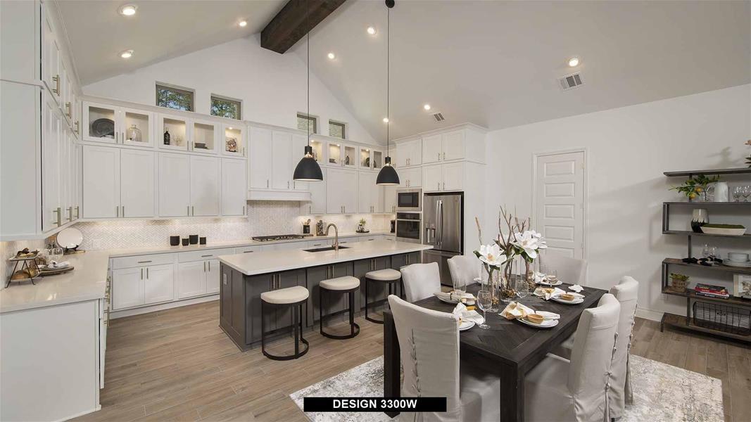 Design 3300W Kitchen
