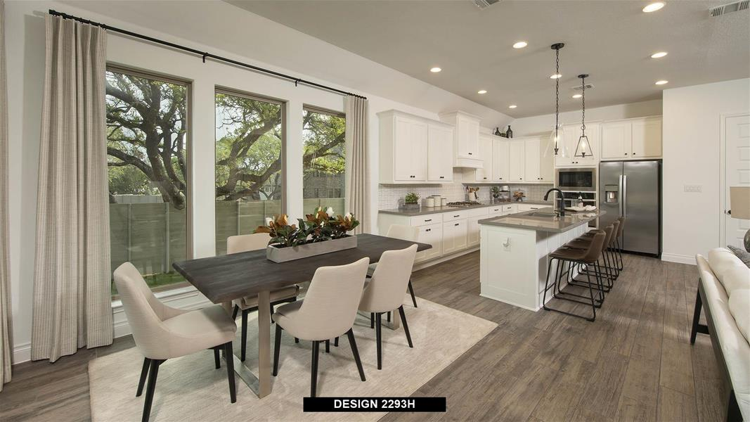 Design 2293H Dining Areas