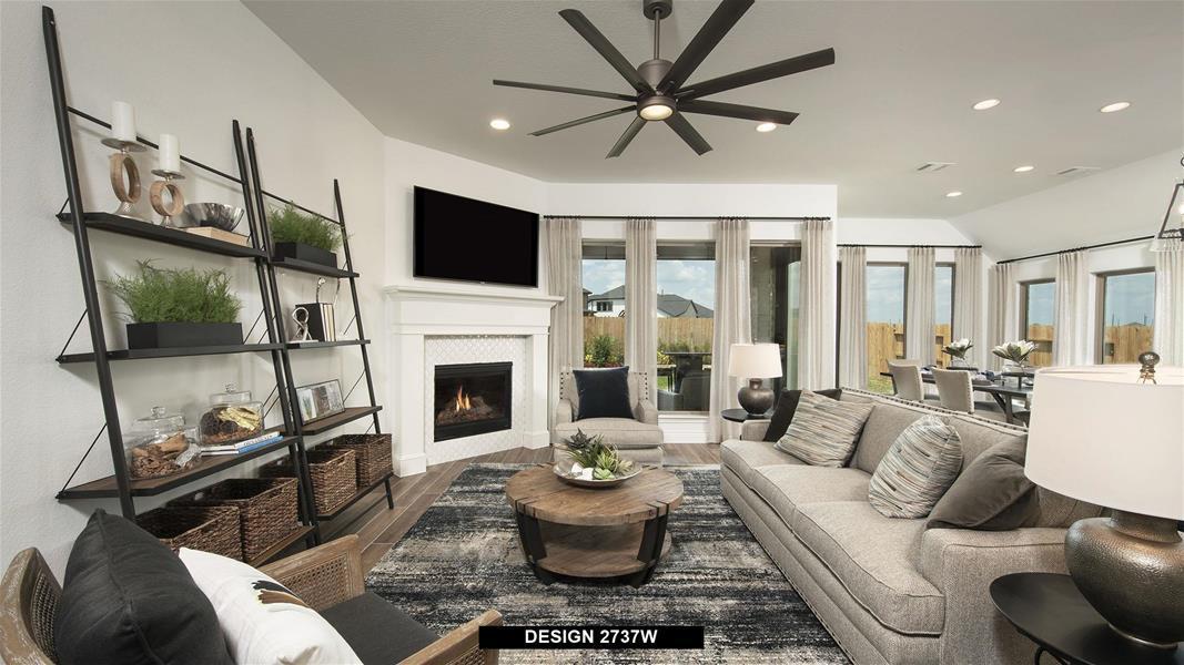 Design 2737W Family Room
